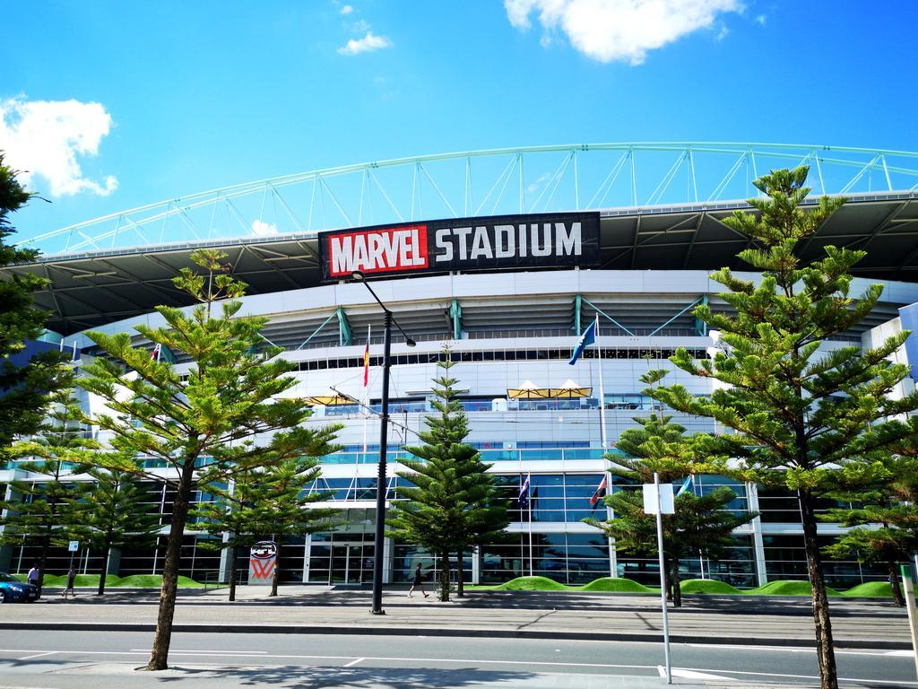 Melbourne's Mavel Stadium will host U2 on November 15.