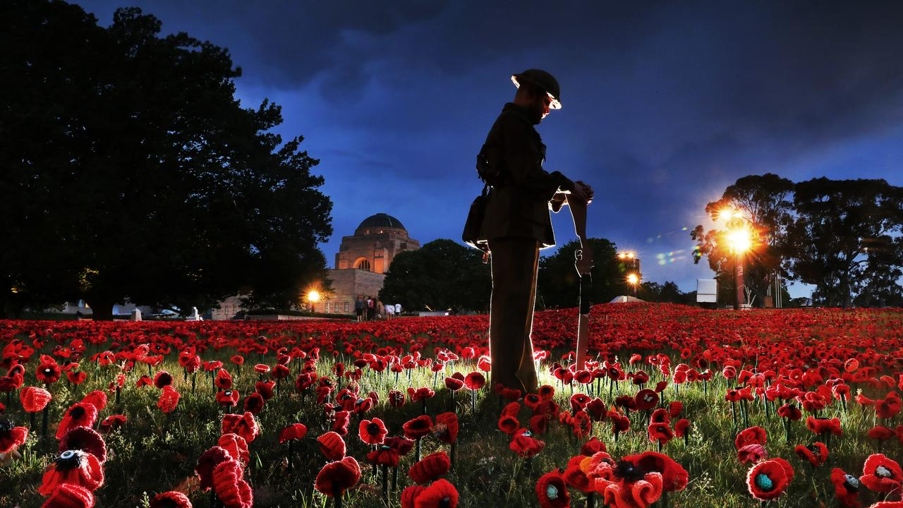 Legacy is asking the public to sponsor a poppy in its virtual poppy field.