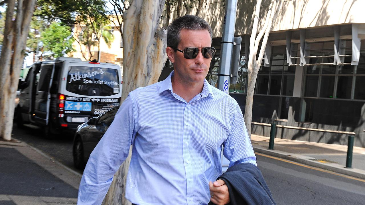 Rick Hiley last week faced court charged with fraud. Picture: AAP image/John Gass