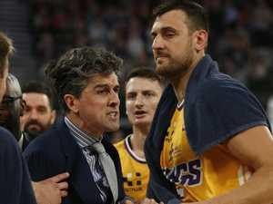 Gaze backs Kings coach's massive meltdown