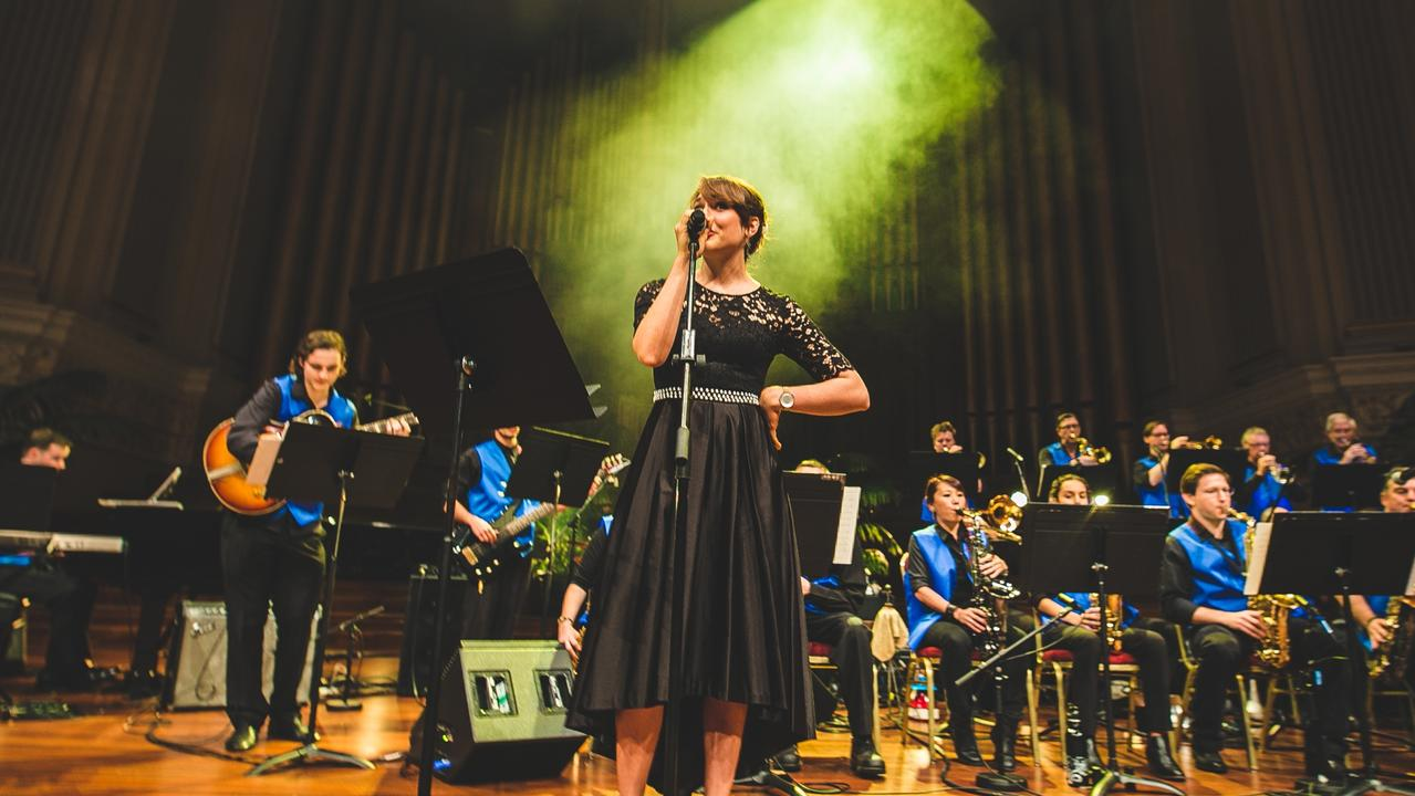 Late Shift Big Band will perform at the Stanthorpe Regional Art Gallery this Sunday.