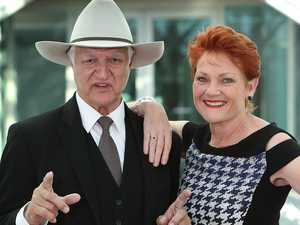 Will the Katter-Hanson Political union end in disaster?