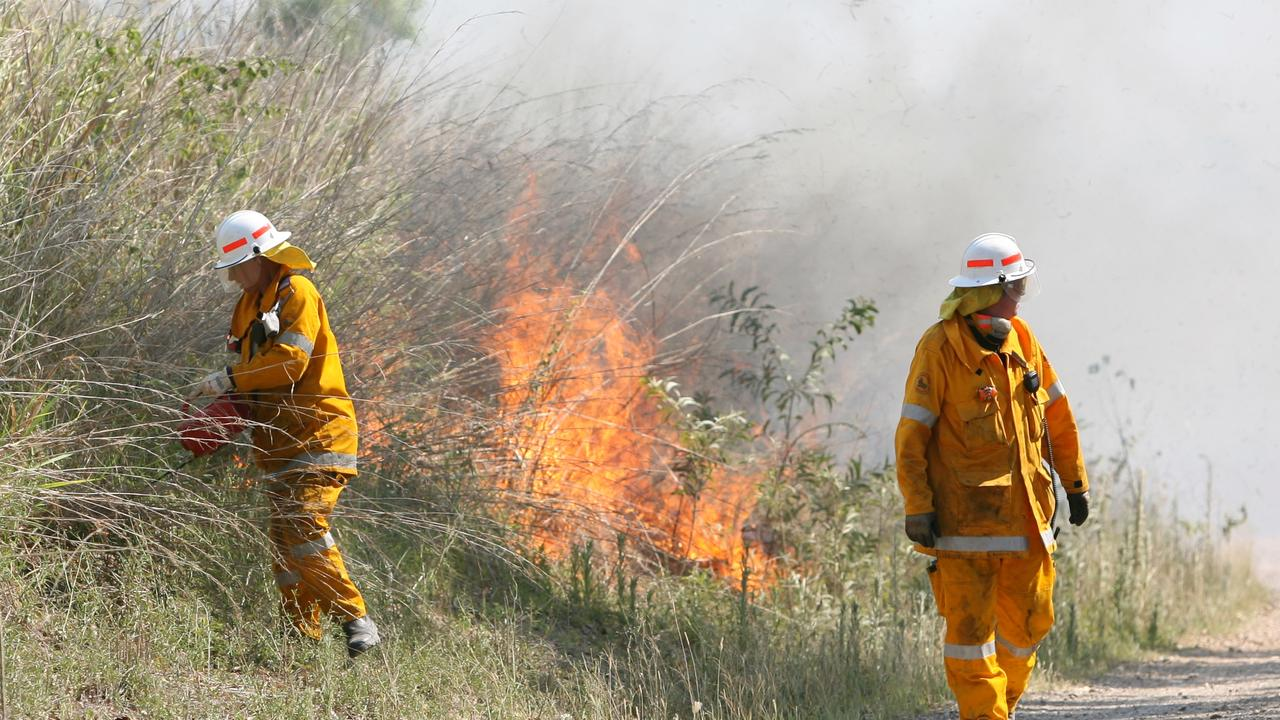 An increased fire danger warning has been issued for the Burnett and Wide Bay. Photo: Chris Ison / The Morning Bulletin