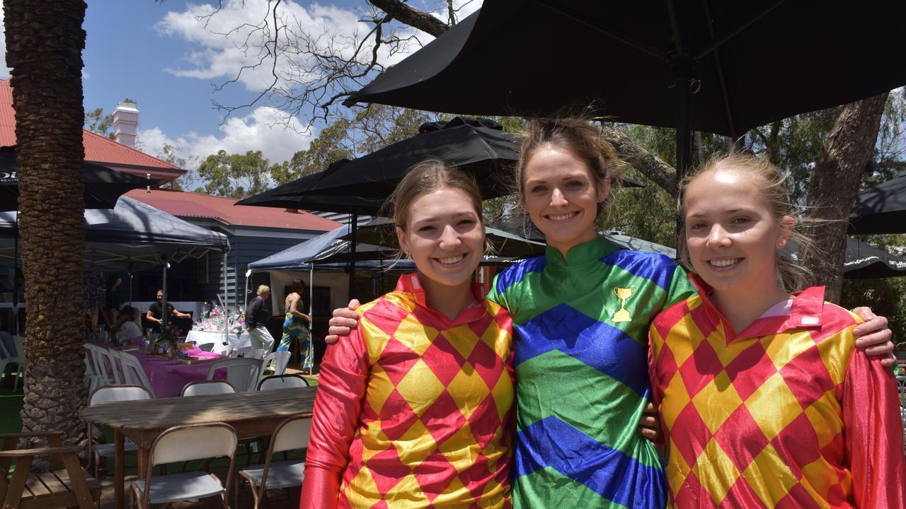 Holly Bradley, Laura Pepler and Monique Valler.