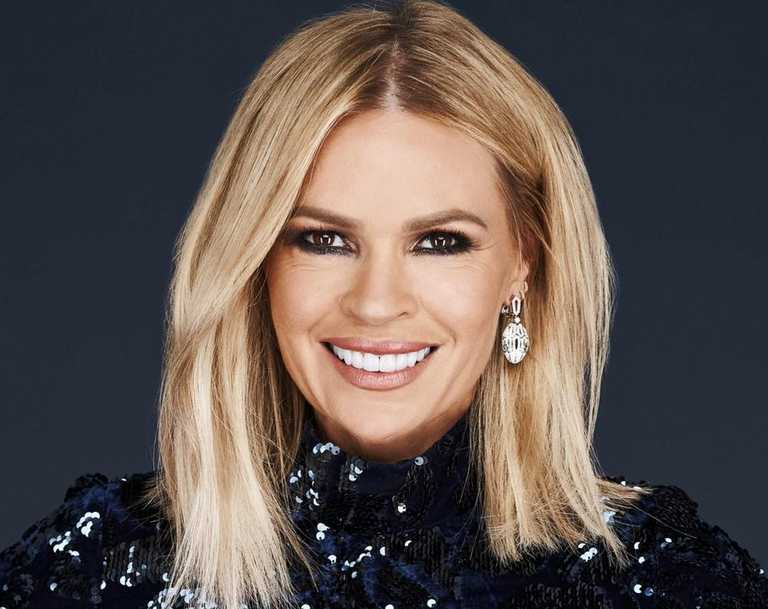 Sonia Kruger has been offered a new three-year contract by Nine.