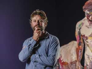 Artist's anger over war veteran suicides