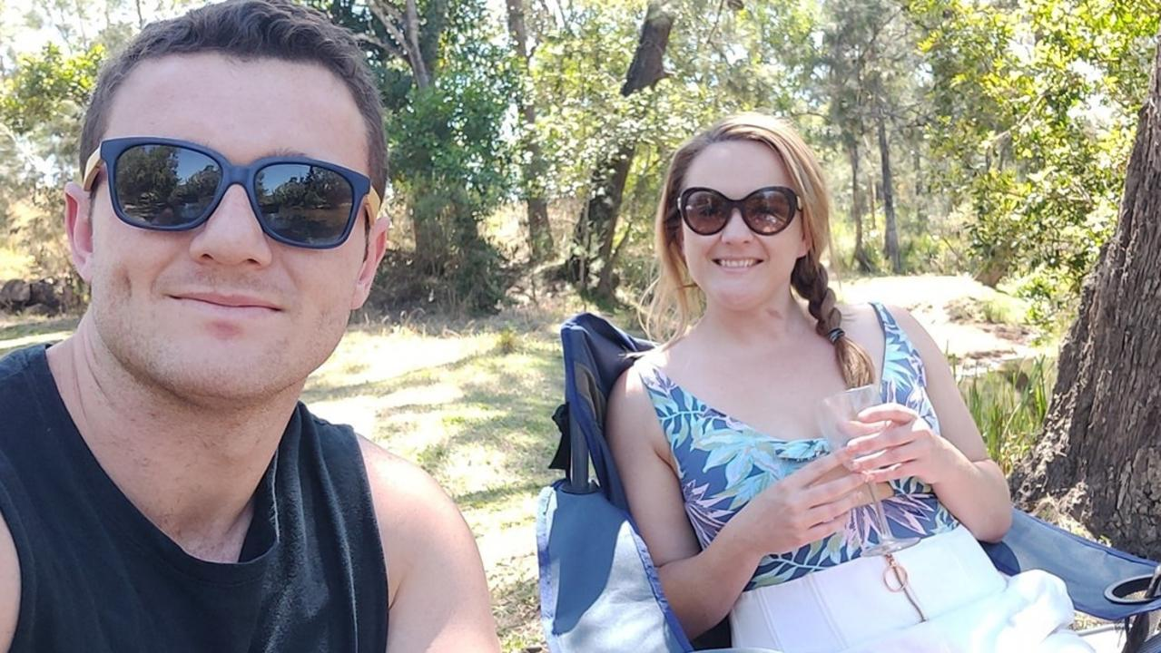 Townsville couple Simon Walker and Sherei Anderson have been found dead at Goldsborough after going hiking. Picture: Facebook