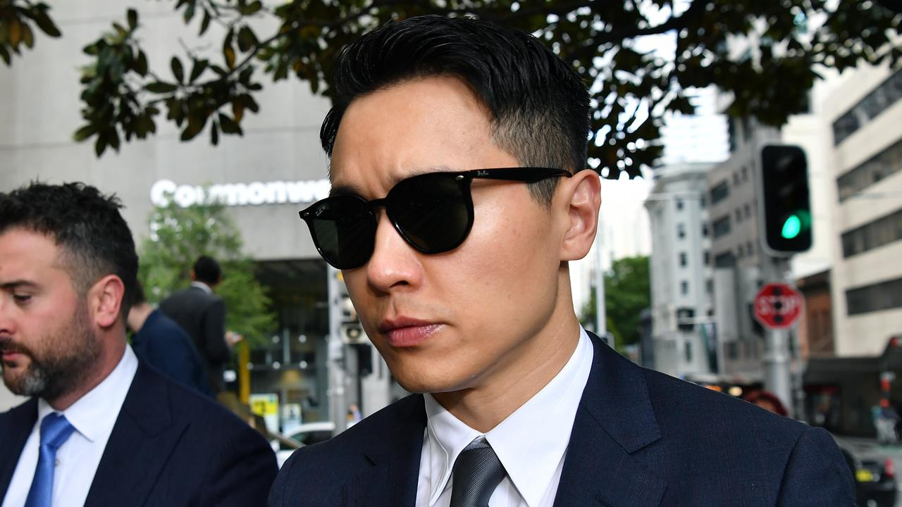 Chinese movie star Yunxiang Gao is accused of rape. picture: AAP