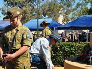 Remembrance Day sparks war debate