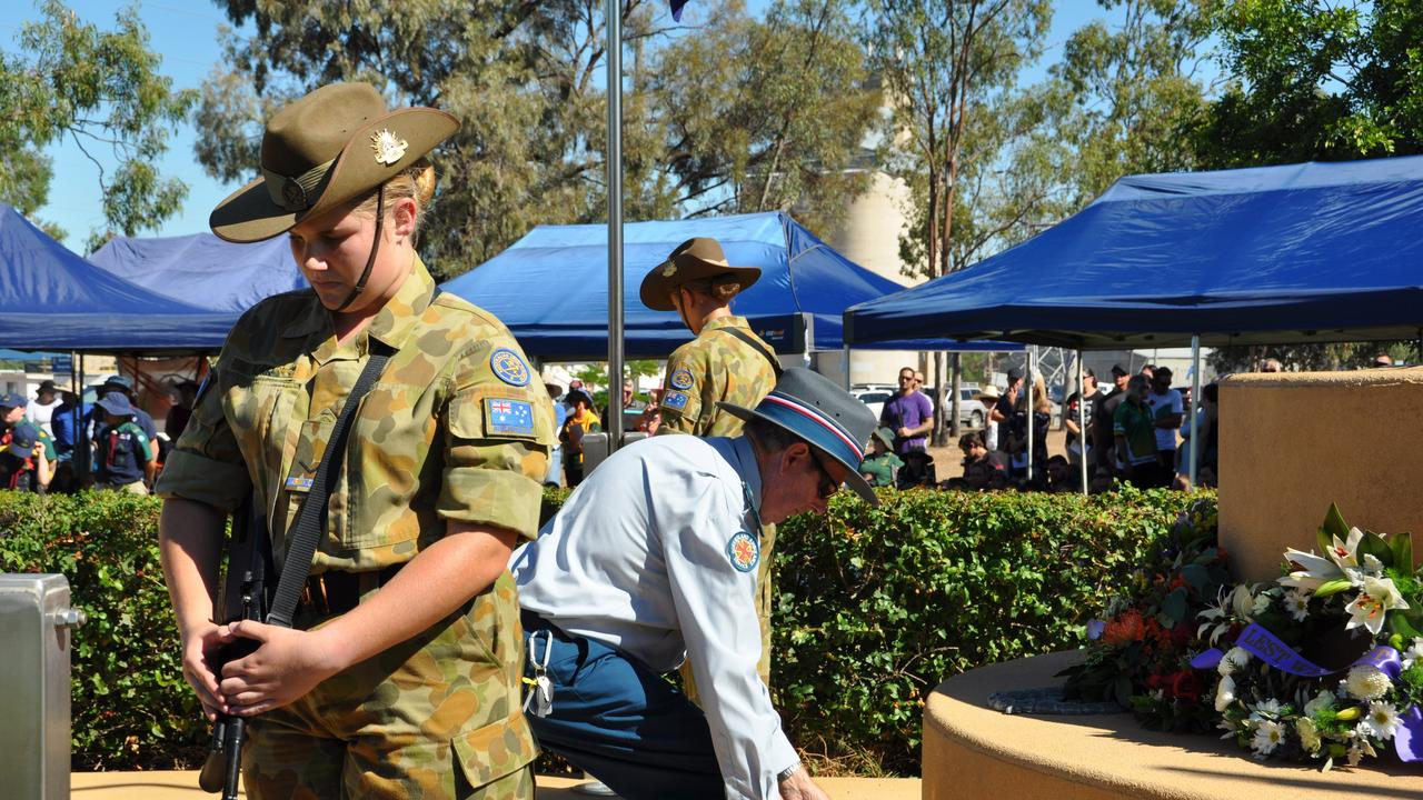 RECOGNISE SACRIFICE: Remembrance Day services will be held across the region to honour troops from wartime conflicts.