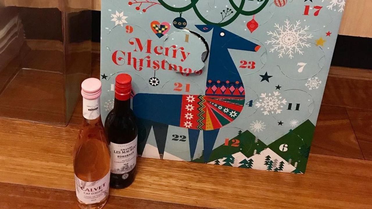Aldi has announced the return of its popular wine advent calendar.