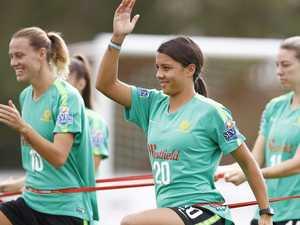 We deserve this: Matildas defend pay parity