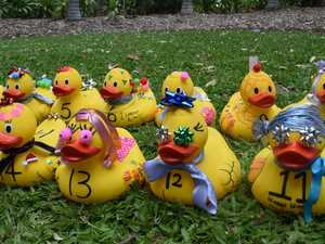 All-abilities to see completion with $25,000 raised at Duck Dash