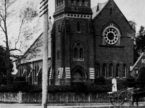 Church reflects history of Maryborough