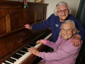 Sisters who married brothers celebrate a century of love