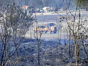 Crews on high alert bracing for severe fire danger