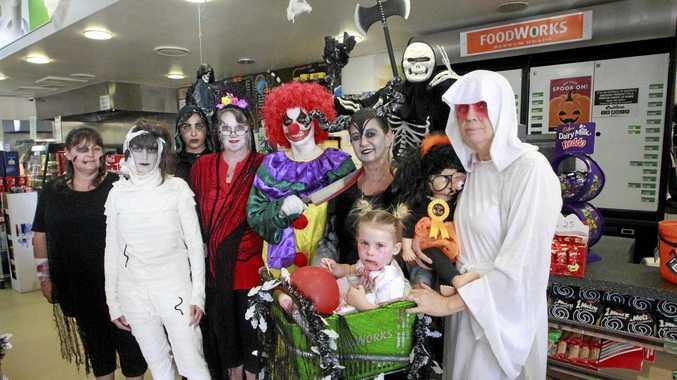 Mysterious spooky fun at Burrum Heads