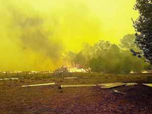 Devastating Rappville blaze caused by 'human intervention'