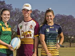 Toowoomba young guns named in Australian teams Players set to line-up in Australian sides  Australia calls up players