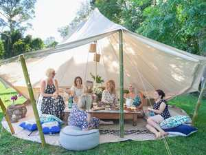 Plans lodged for new hinterland glamping hideaway