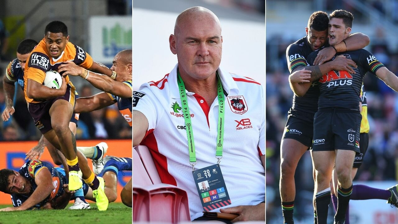 Burning issue at every NRL club.