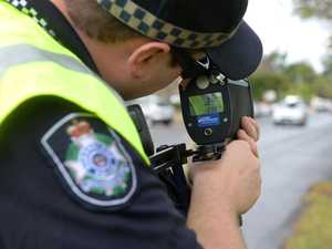 P-plater loses 10 demerit points in Hwy police sting