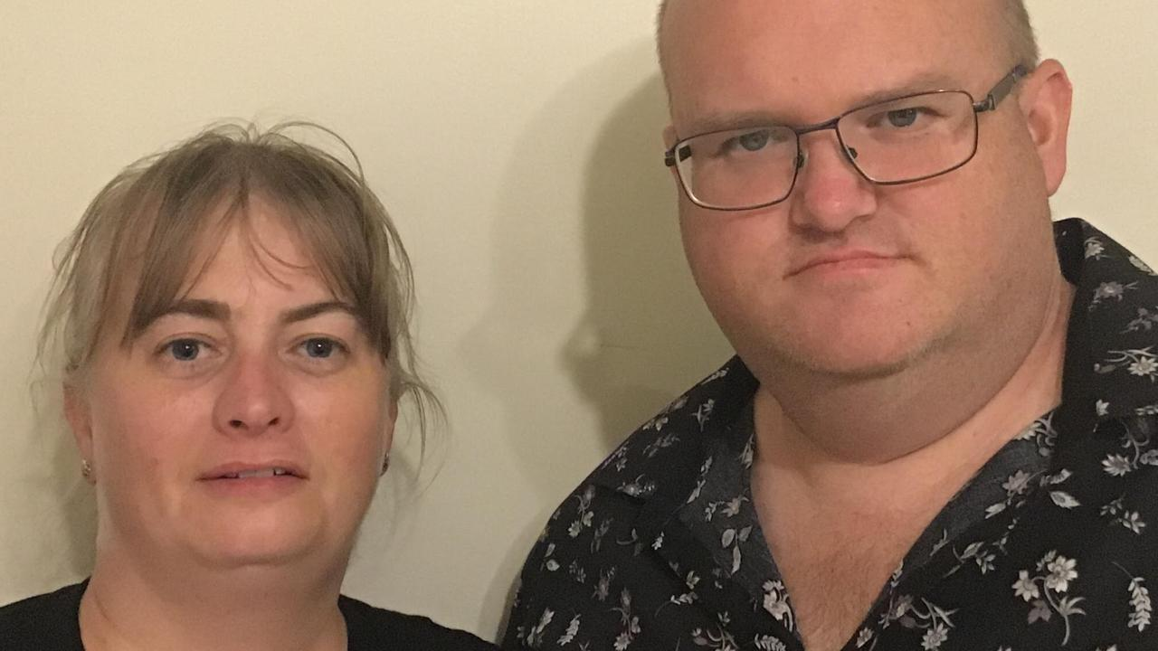 Robert Whittet and Emma Forsyth claim they lost a fortune through their involvement with Jamaica Blue. Picture: Supplied