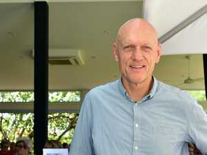 Peter Garrett says 'yes' to Mary River Festival