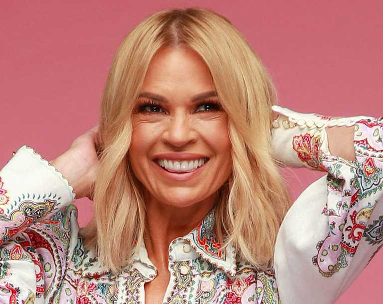 Sonia Kruger for her new fitness program - Strictly You
