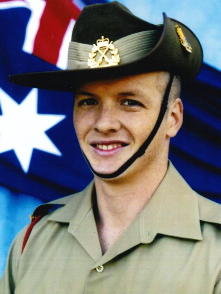 Sydney army veteran Michael John Powers, 29.