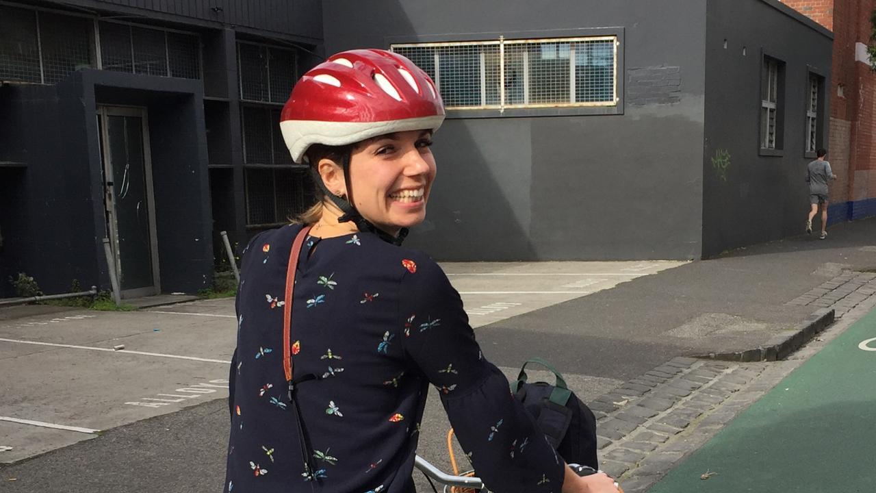 Gitta Scheenhouwer was killed while ridding her bike on Chapel Street in South Yarra.