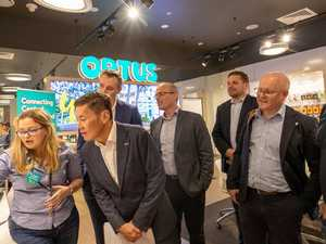 Small businesses get helping hand from Optus zone launch