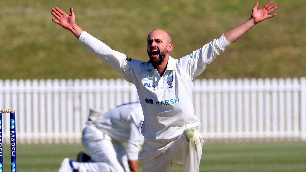 Nathan Lyon is heading back to England next byear.