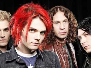 My Chemical Romance to headline popular Australian festival