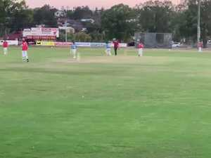 Eli Fahey notches Cleavers Night Cricket century for Coutts Crossing