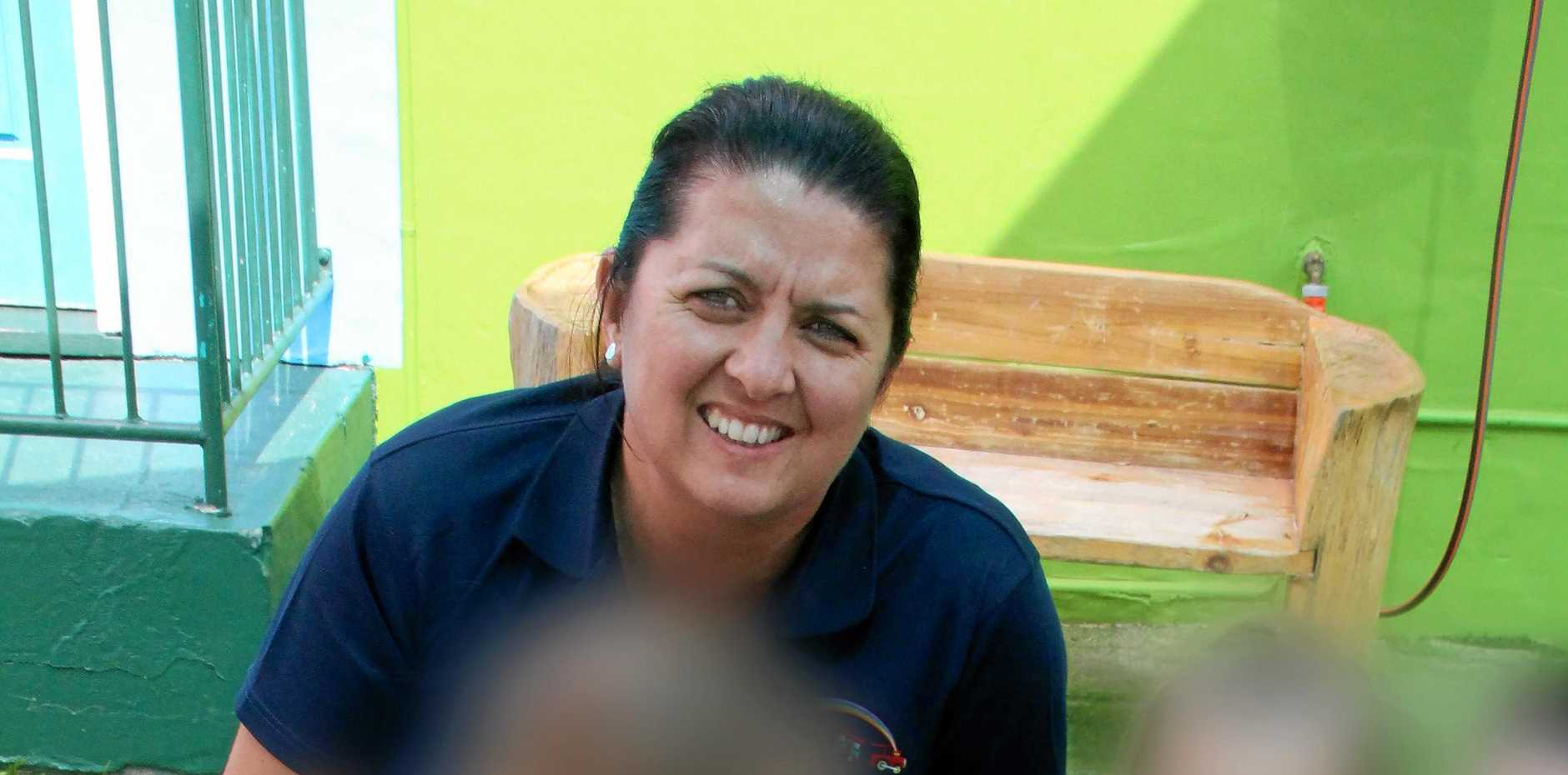 Casino childcare director Liesl Pyke-Nott, 46, has been charged with four counts of having liability when a body corporate contravenes and one charge of giving false information to a regulatory authority on May 21 last year when questioned about the staff member allegedly inflicting harm.