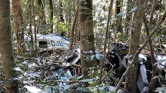 Authority releases preliminary report into fatal plane crash