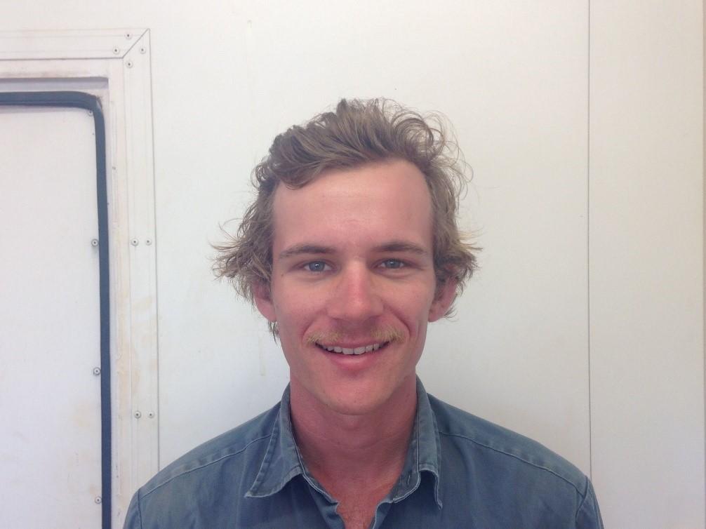 Jared Swart NT Road Transport Association