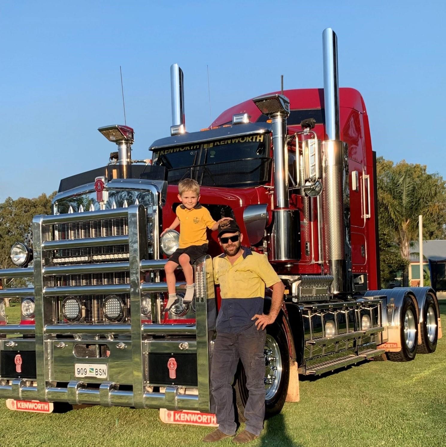 Matt Henderson - Australian Livestock and Rural Transporters Association