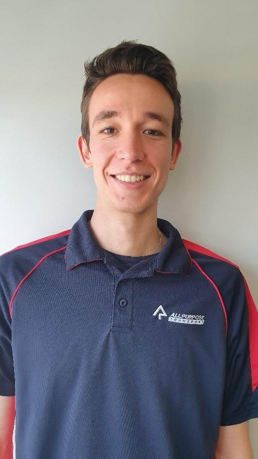 Raphael Toerkel - Queensland Trucking Association