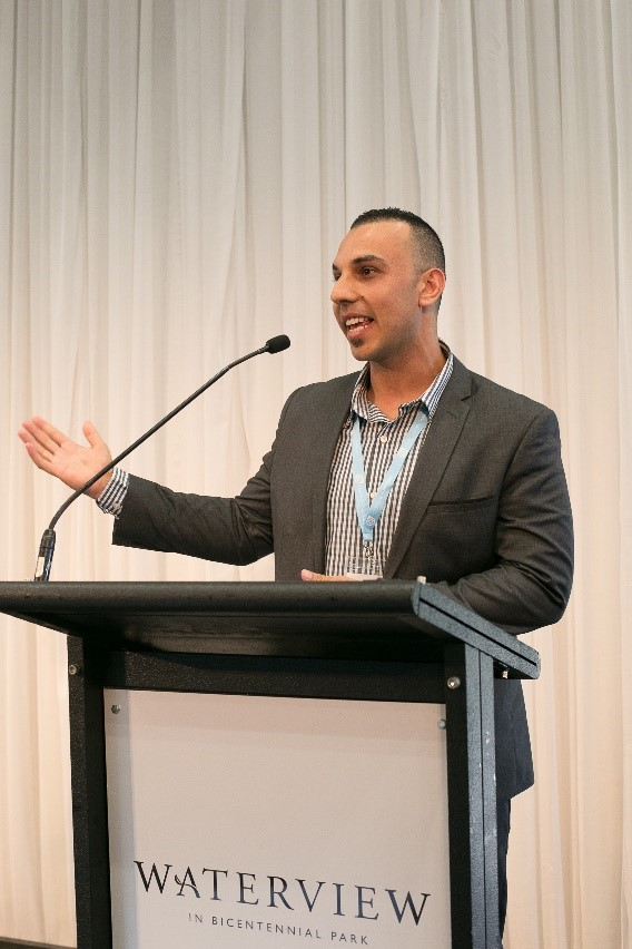 Rob Vozzo - Road Freight NSW