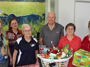 Adopt a CQ Family  Charities lend hand to needy