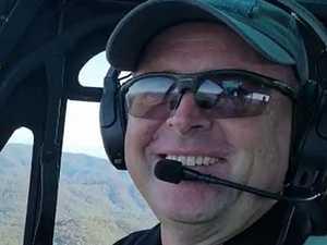 What pilot said moments before fatal crash