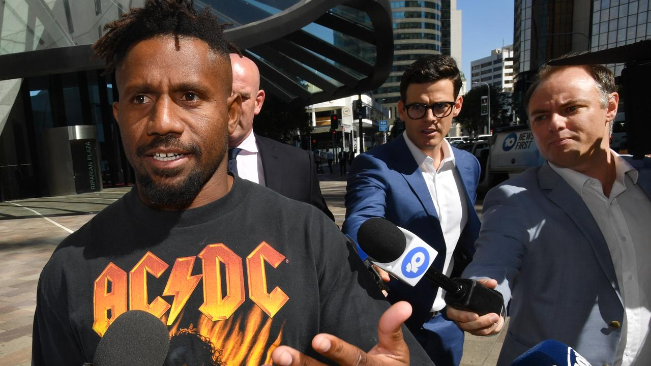 James Segeyaro fronted his first meeting with ASADA on Thursday and gave investigators a detailed account of why his doping charge is a mistake.
