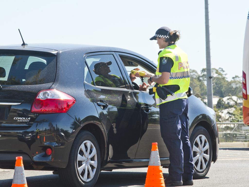 Twenty-two people have fronted Sunshine Coast courtrooms charged with drink driving. Photo: File