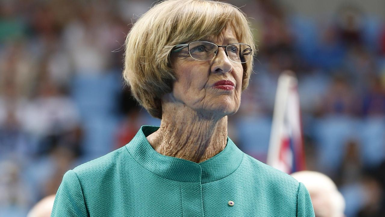 Margaret Court isn't backing down.