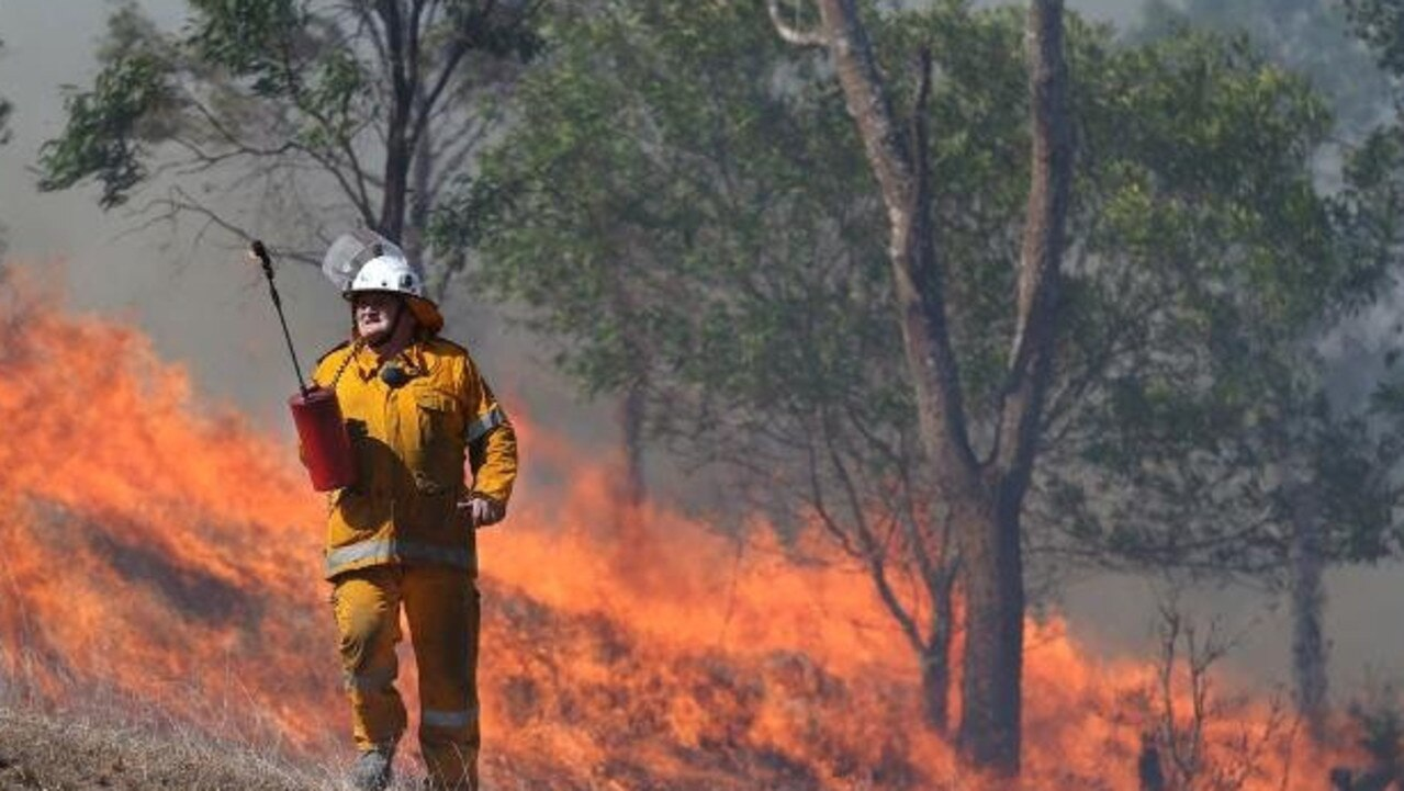 BUDGET CUTS: Ms Frecklington said the LNP had significantly decreased the budget for the Rural Fire Services across Queensland.