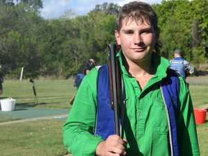 Mum's grim diagnosis leads Travis to shooting success