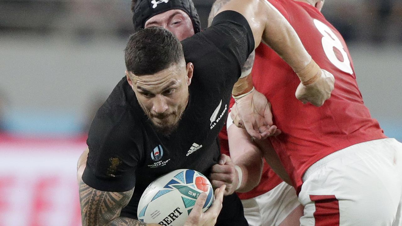 The Toronto Wolfpack have signed Sonny Bill Williams for $10m over two seasons. Picture: AP