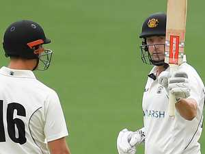 Runs flowing but Marsh senses Test time could be up